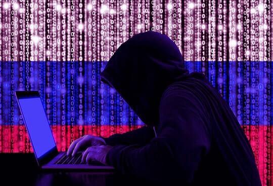 Rus hacker - Rusya