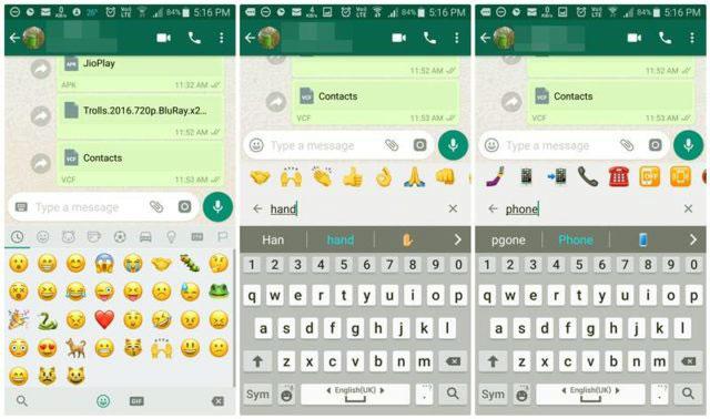whatsapp-emoji-arama