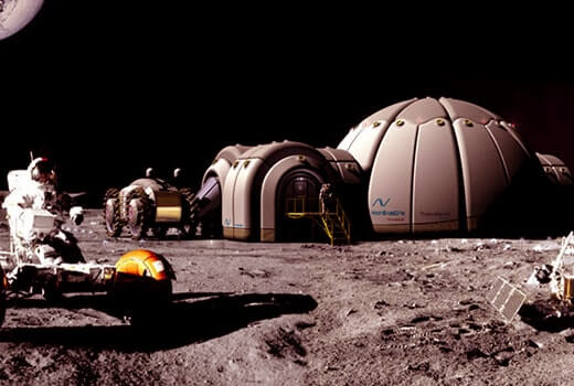 Ay koloinisi bina örneği
