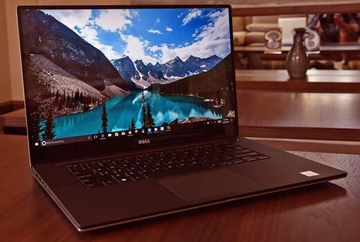 DellXPS 15 video düzenleme