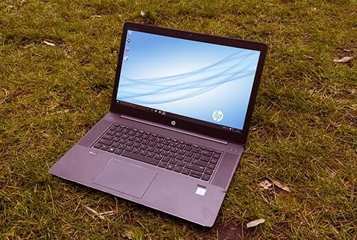 HP ZBook Studio G3 video düzenleme