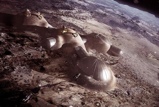 NASA Ay kolonisi için neler yapacak
