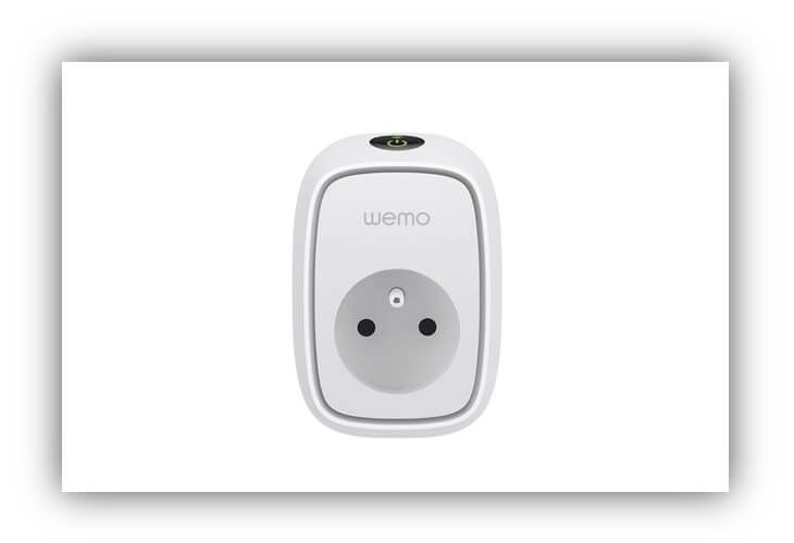 Belkin Wemo Insight Switch hakkında detaylar