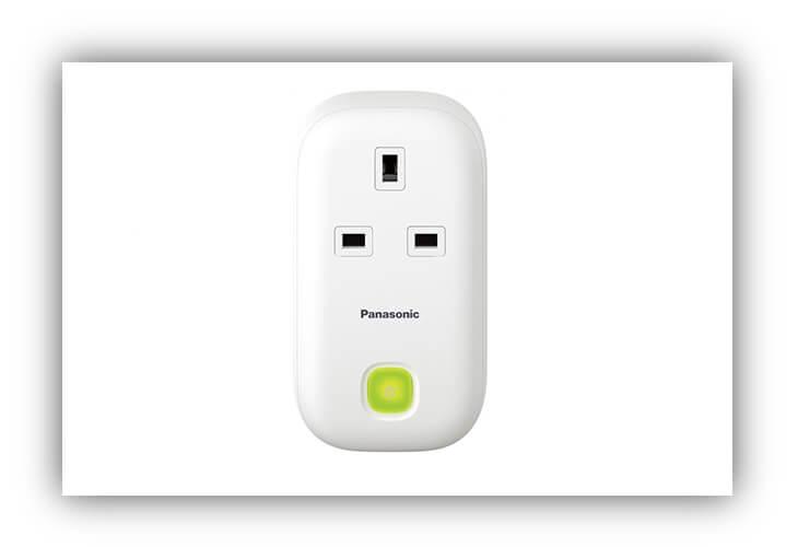 Panasonic Smart PlugKX-HNA101EW hakkında detaylar