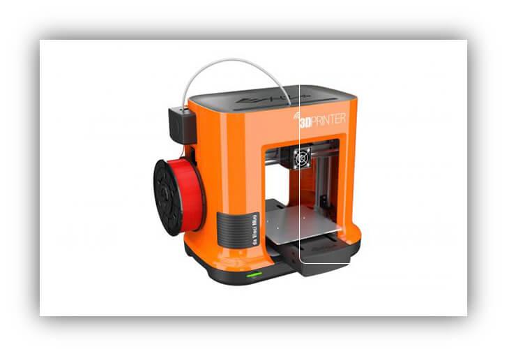 XYZprinting da Vinci Mini hakkında bilgiler
