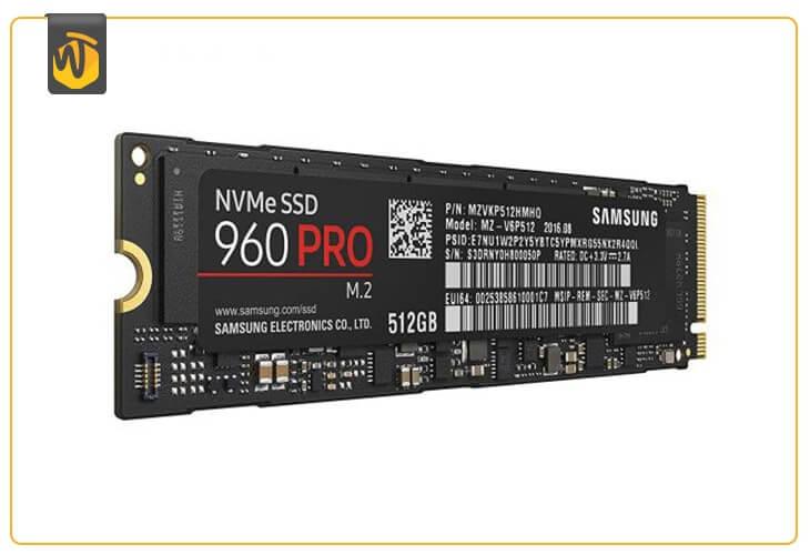 En iyi NVMe SSD: Samsung 960 Pro