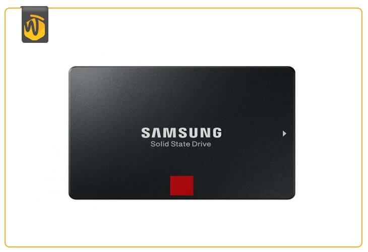 En iyi SATA 3 SSD: Samsung 860 Pro
