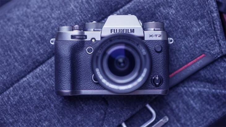 Fujifilm X-T2 en iyi dijital kameralar
