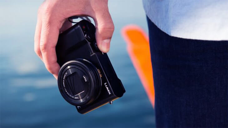 Panasonic Lumix ZS100 / TZ100 en iyi dijital kameralar