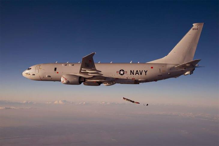 Dünyanın en pahalı askeri araçları P-8A Poseidon