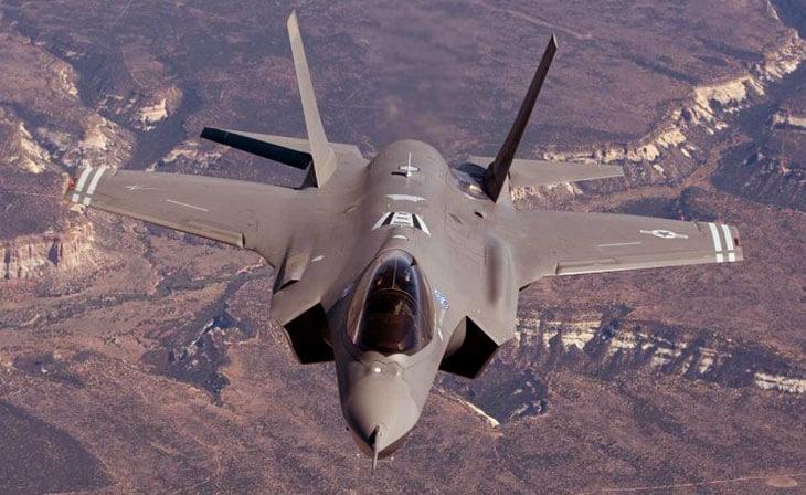 Dünyanın en pahalı askeri araçları F-35 Lightning II