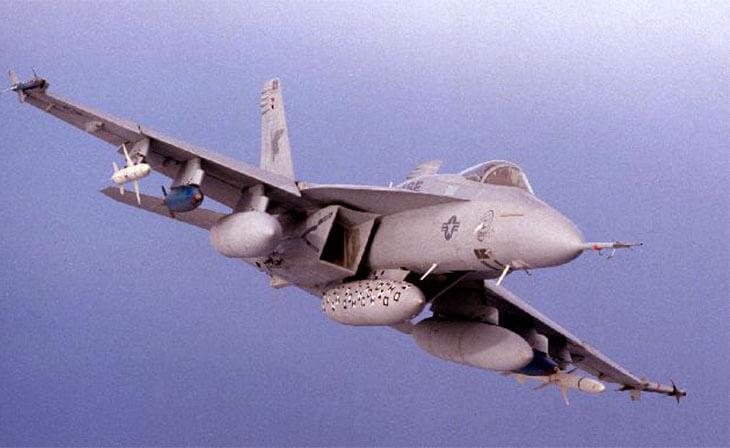 Dünyanın en pahalı askeri araçları F/A-18 E/F Super Hornet