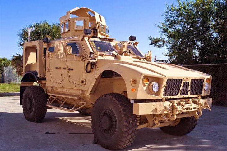 Dünyanın en pahalı askeri araçları JMRAP