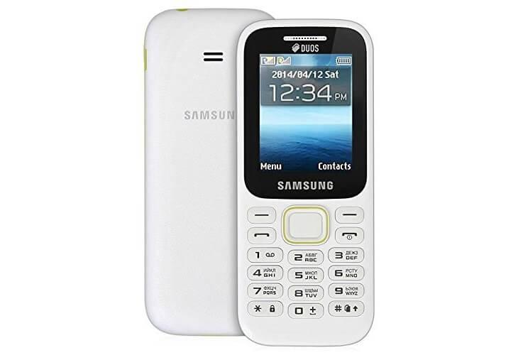 en iyi asker telefonları Samsung B310
