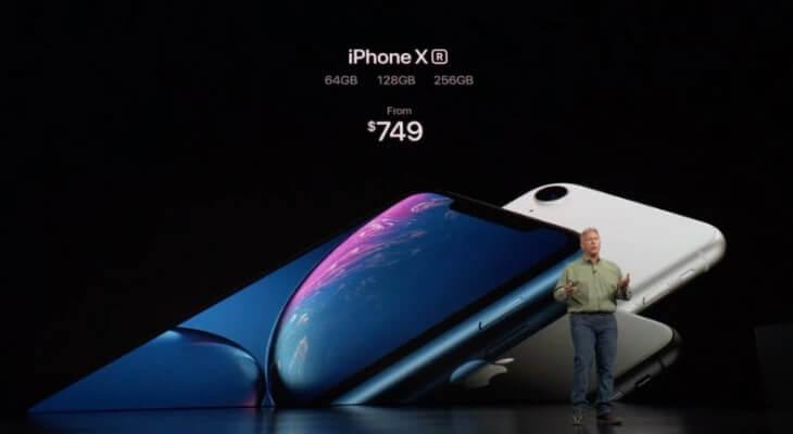 iPhone XR fiyatı ve özellikleri