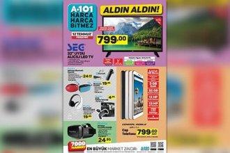 A101 12 Temmuz'da çılgın teknolojik ürünler satmaya hazırlanıyor
