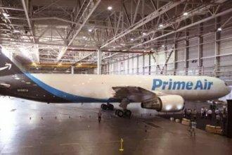 Amazon Air kargo filosu için 15 uçak daha aldı