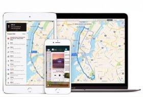 Apple Maps, kendi verilerini kullanarak haritaları yeniden hazırlıyor