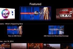 Apple, TV uygulamasına canlı yayın haberleri ekliyor
