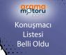 Aramamotoru.com Etkinlik Programı Belirlendi