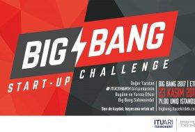 Big Bang Startup Challenge yaklaşıyor