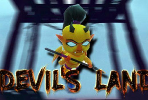 Ücretsiz Devil's Land Steam Key'i