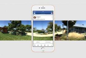 Facebook Uygulaması Şimdi 360 Derecelik Fotoğraflar Çekiyor