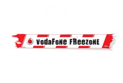 Vodafone Freezone Kafama Göre bedava internet paketleri