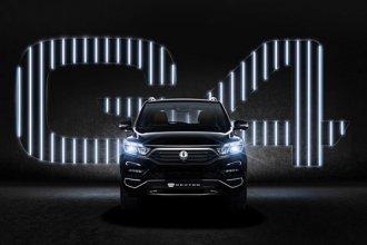 SsangYong'un Yeni XAVL ve G4 Rexton Konspeti, İstanbul Auto Show 2017'de Tanıtıldı