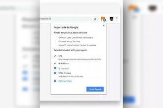 Google, Chrome şüpheli siteler için bildirim uzantısı yayınladı