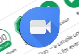 Google Duo 100 Milyon İndirmeye Ulaştı!