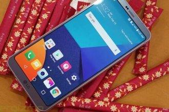 LG G7'ye ait ekran detayları ortaya çıktı
