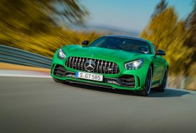 Mercedes-Benz, AMG GT R Modelini Tanıttı