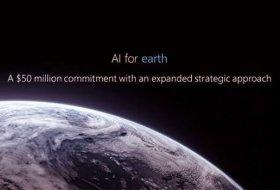 Microsoft yapay zeka için 50 milyon dolar yatırım yapacak