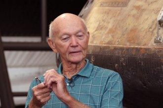 NASA astronotu 50 yıldır bu fotoğrafın sırrını sakladı