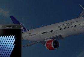Samsung Note 7 İle Uçuş Yasağı!