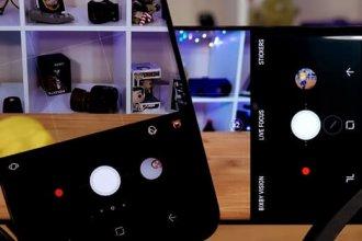 Samsung Galaxy S9 1.000 fps'lik video kaydı yapacak
