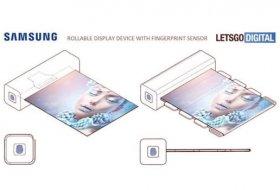 Samsung patenti katlanabilir bir OLED ekranı işaret ediyor