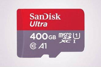 SanDisk Şuana Kadar En Büyük microSD Kartını Üretti