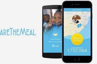 Dünya Çapında Açlık Sorununa Sizde Katkıda Bulunun : ShareTheMeal Uygulaması
