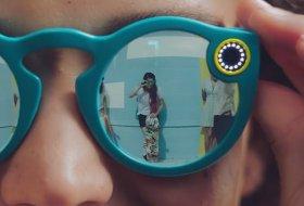Snapchat'ten Kameralı Güneş Gözlüğü: Spectacles