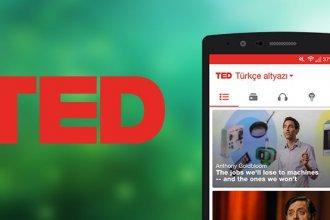 Bakış Açımızı Değiştirebilecek Uygulama : TED