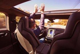 Tesla'nın tam otonom özelliği yakında geliyor