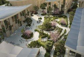 """Toyota geleceğin şehri """"Woven City"""" projesini tanıttı"""