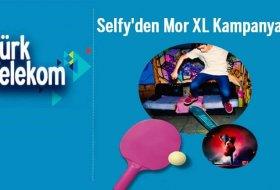 Türk Telekom Selfy Mor XL tarifesi 10 GB internet paketi