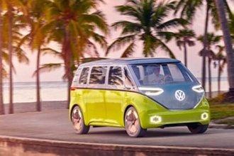 Volkswagen Mikrobüs, Elektrikli Araç Olarak Geri Dönüyor