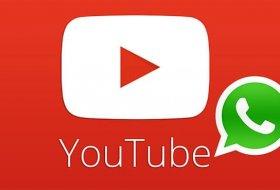 WhatsApp Yeni Güncellemeyle YouTube Videoları Sohbette Doğrudan Oynatılacak