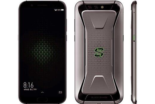 Xiaomi Black Shark 'sıvı soğutmalı' oyun telefonu açıklandı