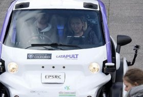 Apple Sürücüsüz Araç İçin Test Etme İznini Aldı