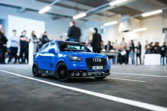 2017 Audi Otonom Sürüş Kupası başlıyor